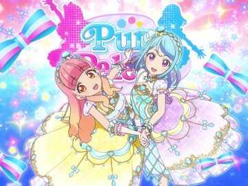 Best Pure Palette March (Diamond) - 偶像 團體 Pure Palette 的 Appeal Special Friends。 服裝 : Diamond Dream Coord 、 Diamond