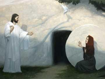 Alma 39-42 - Jesus Christ appears to MAria when he is risen. Alma talks to her son Corianton about the resurrecti