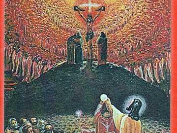 Sacrifice sacré - Présentation du Saint Sacrifice