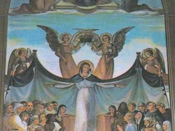Manteau de protection Madonna - Manteau de protection Madonna