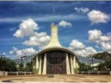 Cattedrale di stato di Lara - La cattedrale Barquisimeto sito storico stato lara