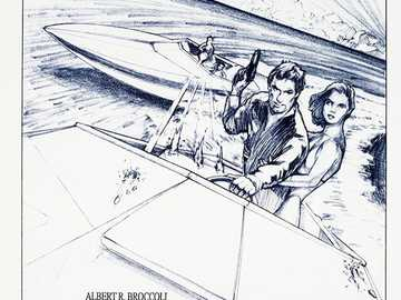 Permis de tuer - Ceci est une affiche de film pour la licence de tuer avec Timothy Dalton