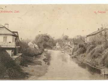 Huczwa Hrubieszów - La rivière Hrubieszów Huczwa