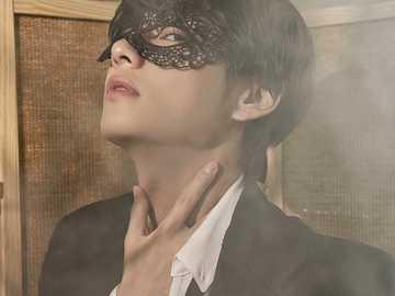 Kim Taehyung - Goditi la bellezza di Kim Taehyung, è semplicemente perfetto, ok. Spero che ti sia piaciuto farlo.