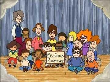 Die Kinder in der Klasse 402 - Eine Zeichentrickserie auf Fox Kids-, Jetix- und Jetix Play-Stationen