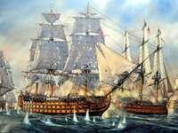 Trafalgar - bătălie de trafalgar