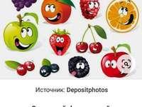 Gyümölcs kép