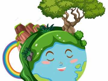 Planet Erde - Unser Haus - Wir feiern weiterhin unser Haus, die Erde und setzen unsere motorischen Fähigkeiten in der Werkstat