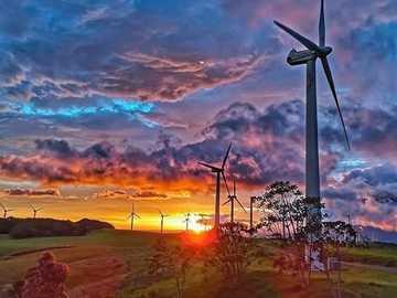 Farmy wiatrowe w moim kantonie - Energia odnawialna z mojego kantonu