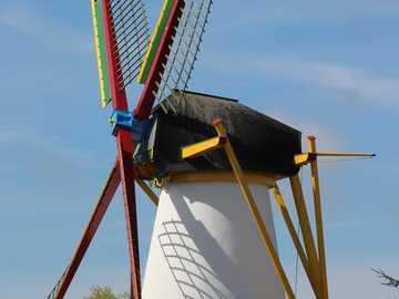 Mill on Zeeland in Holland - Mill on Zeeland in Holland
