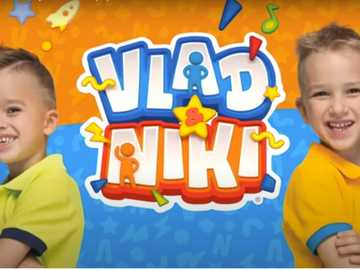 Vlad and Niki - famous kids on YouTube loved by the little ones