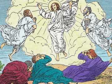 Pour les enfants: la transfiguration de Jésus sur le mont Thabor - Pour les enfants: la transfiguration de Jésus sur le mont Thabor