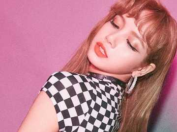 lalisa manoban - up 90 cm down 90 cm right 90 cm left 90 cm