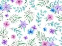 Pintura de flori