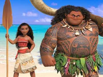 MOANA PIÙ - Moana, non Vaiana, che parla dell'ultima animazione Disney
