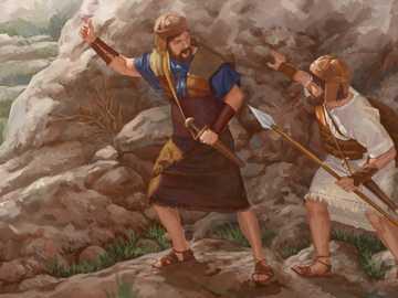 Jonathan, Sohn von Saul - Ein Freund, auf den man zählen kann
