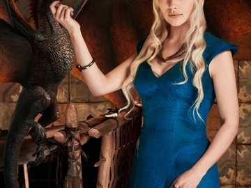 Game of Thrones - Daenerys Targaryen - Game of Thrones