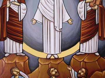 La Transfiguration - C'est mon fils bien-aimé en qui j'ai ma prédilection