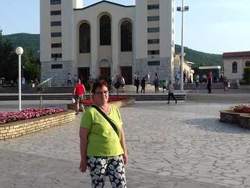 Cecylia Konstanty - Cecylia era in viaggio e mangiava preti