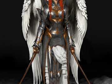 ೋ ღ Warrior Angels ೋ ღ - ೋ ღ Warrior Angels ೋ ღ