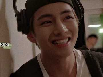 Kim Taehyung - Just enjoy Kim Taehyung's beauty, he is just perfect, ok. I hope you had fun doing this. Thank