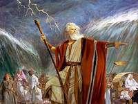 Mojžíš, spasitel Božího lidu