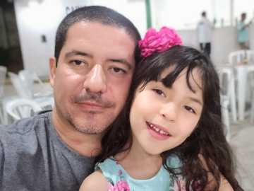 Lívia - São Francisco de Assis - Zdjęcie na Dzień Ojca - Livia
