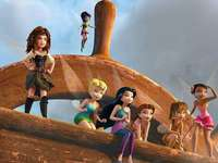 Tinkerbell and the Pirate Mystery ***