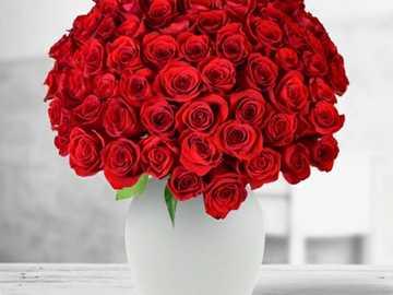 Pentru tine - Un buchet de trandafir
