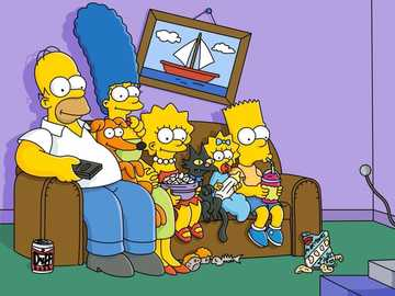 The simpsons - The Simpsons (Original title: The Simpsons) is a multi-award-winning American cartoon series created