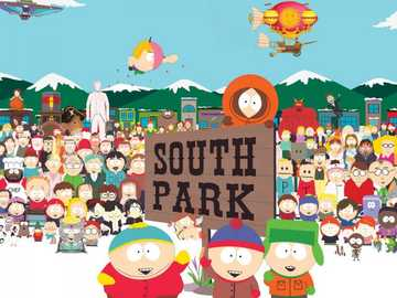 """South Park - """"South Park"""" is an American animation series by Trey Parker and Matt Stone"""