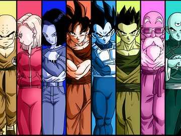 Dragon Ball Super - Dragon Ball Super - anime - movie - cartoon