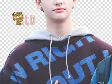 mein Hyunjin - hoch 90 cm runter 90 cm rechts 90 cm links 90 cm