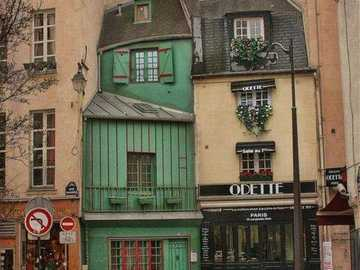 Nice house in Paris - Rue Galande - Paris 5th, France