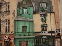 Pěkný dům v Paříži - Rue Galande - Paříž 5., Francie