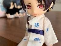 Kashuu Kiyomitsu in kimono - Kashuu Kiyomitsu in kimono