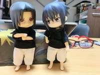 Cute Itachi and Sasuke - Cute Itachi and Sasuke