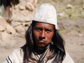 Differential Approach - Indigenous people with clothing