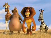 "Madagascar 2 - ""Politics doesn't like truth and truth doesn't like politics."""