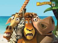 "Madagascar - ""You have to fight for happiness, but not by force, but by reason."""