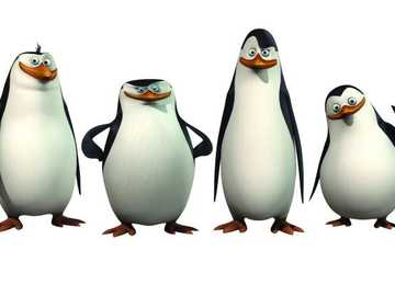 "Penguins from Madagascar - ""Respond with good to evil and you will destroy the contentment of evil in a wicked man."""
