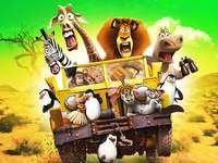 "Madagascar 2 - ""Almost every wise saying has, for balance, its opposite, equally wise, counterpart."""