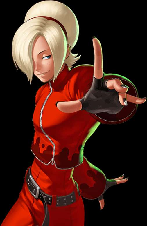 Ash Crimson Play Jigsaw Puzzle For Free At Puzzle Factory Ash crimson is a character from the king of fighters. ash crimson play jigsaw puzzle for