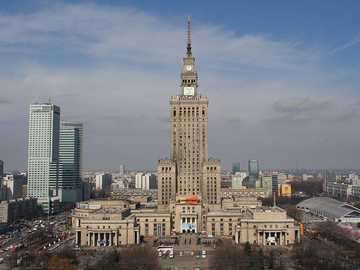 Palace of Culture and Science - Palace of Culture and Science