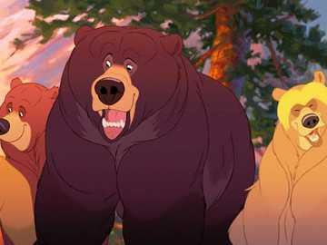 """Mon frère ours - """"La croyance aux autorités fait que les erreurs d'autorité sont considérées comme des"""