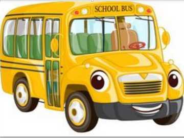 Transport - Jakiego koloru jest autobus