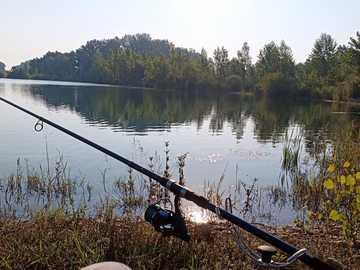 Letenyei Fényesi gravel mine 2 - Suitable for fishing.