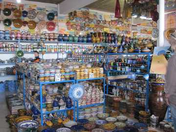 Housewares - Housewares for Moroccan tourists