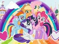 My Little Pony Happy Ponies