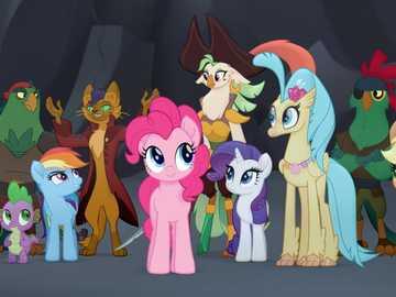 """Mein kleines Pony - """"Man muss wegen jemandem einen Herzschmerz bekommen. Seltsam, aber ohne ihn ist das Leben leer."""
